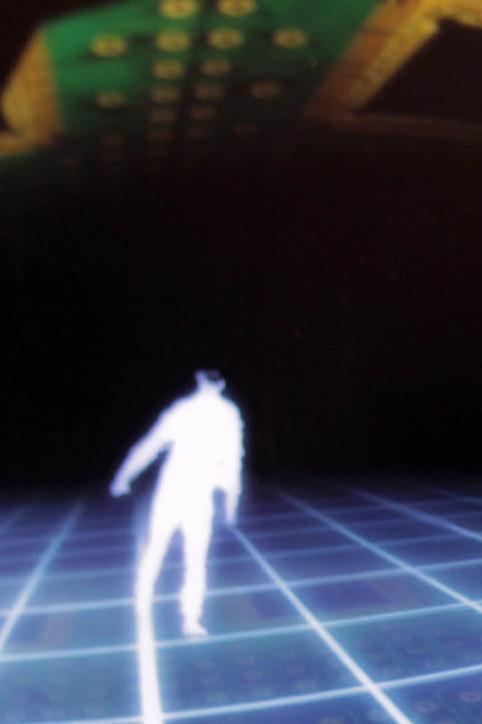 Zubr virtual reality volumetric video dance piece