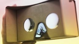 Zubr Cardboard web vr
