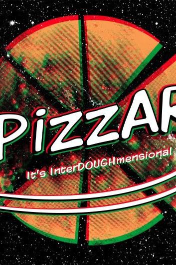 Zubr augmented pizza target