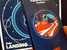 Zubr Landing XR Demo App