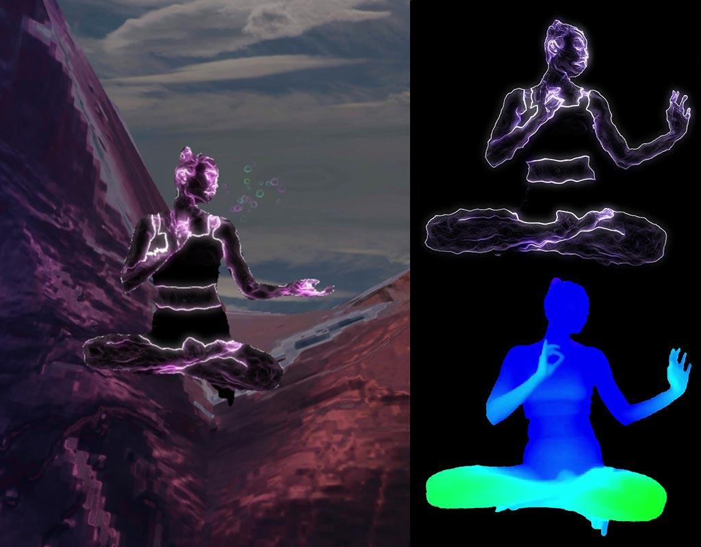 Music performance volumetric capture virtual reality experience