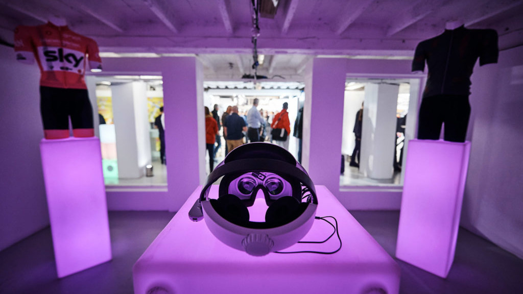 Zubr VR company high end consumer product virtual reality marketing showcase