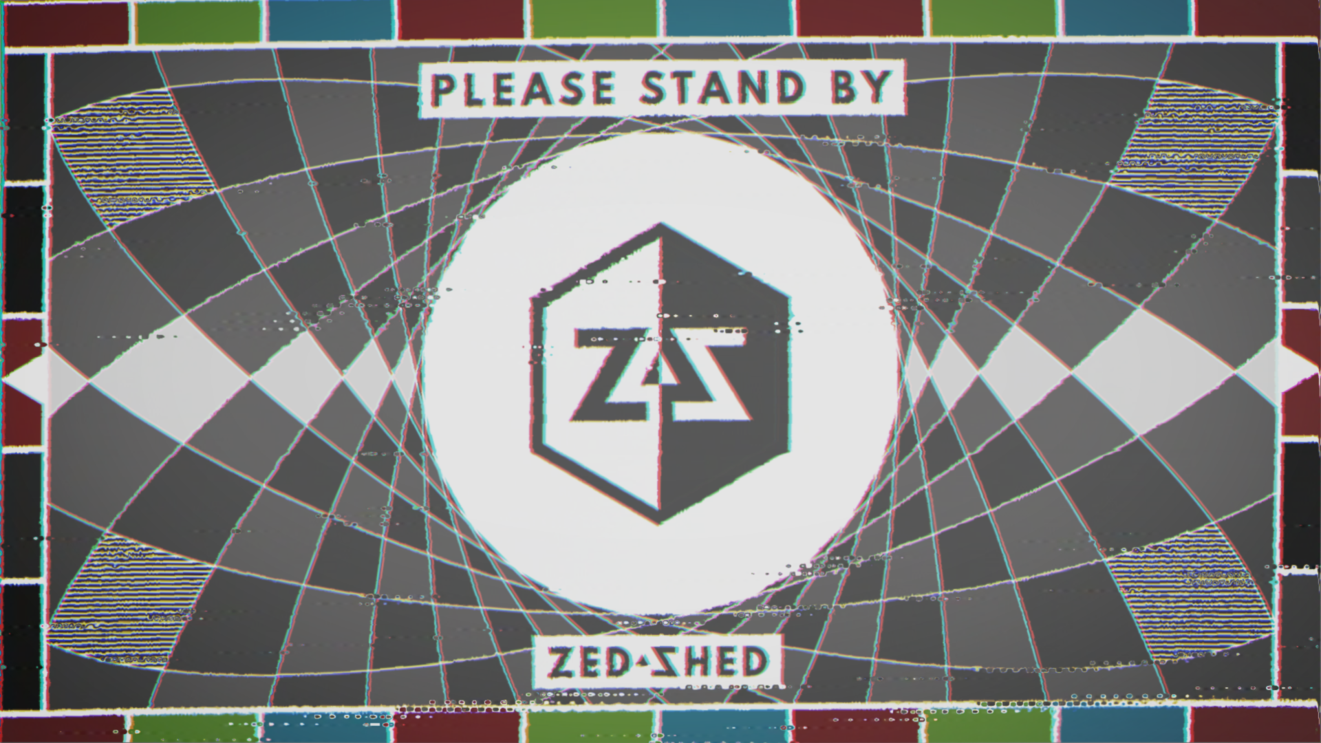 Zubr youtube channel ZEDShed please stand by